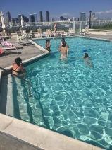 Pool Party in Coronado