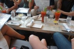 bloodys and mimosas, the pillars of brunch