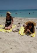 last beach day